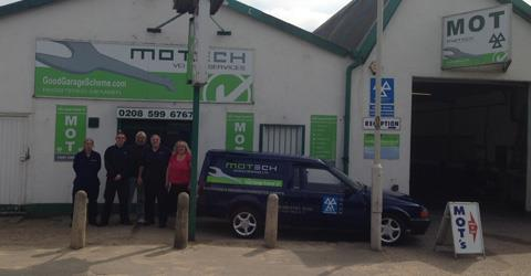 Motech Vehicle Services