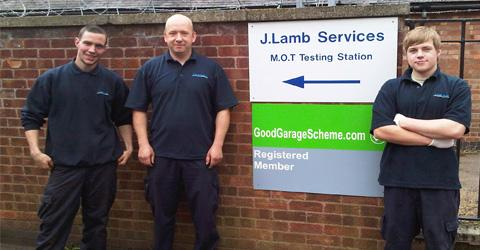 J Lamb Services Ltd