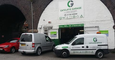 Catcliffe Garage