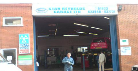 Stan Reynolds Garage