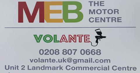 Volante T/A MEB the motor centre