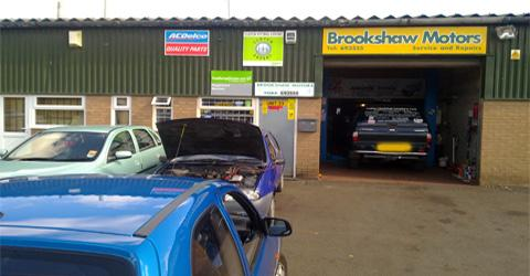 Brookshaw Motors