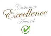 Customer Excellence Award 2019